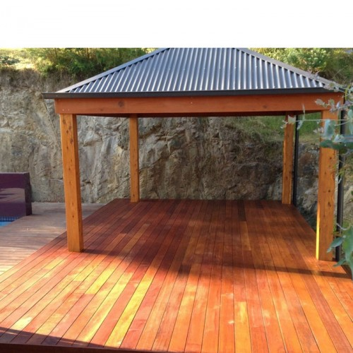 Customised Gazebos Aarons Outdoor Living