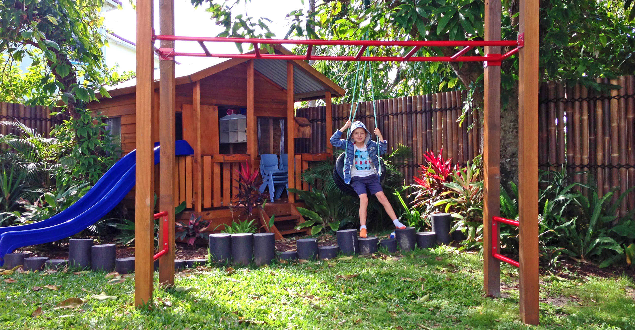 Best Quality Timber Play Equipment - Aarons Outdoor Living