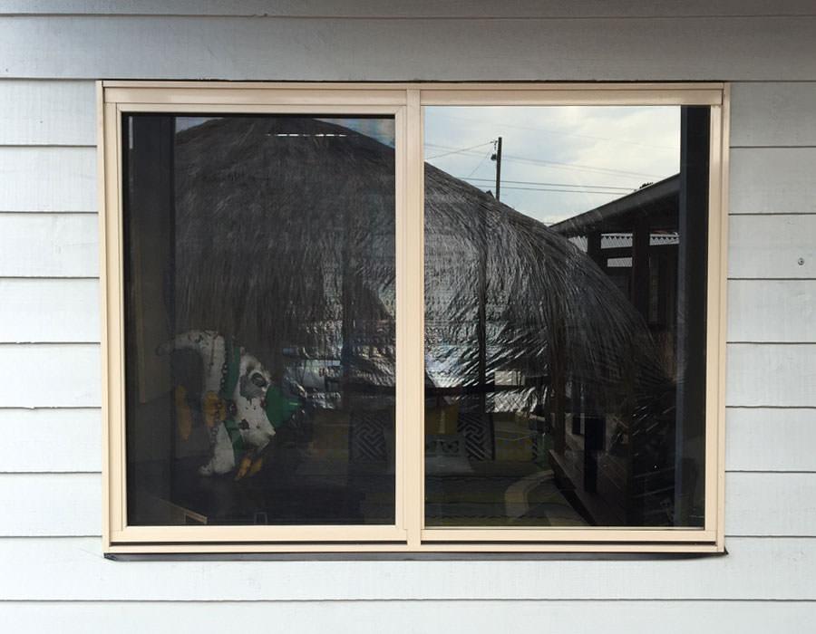 granny flat window